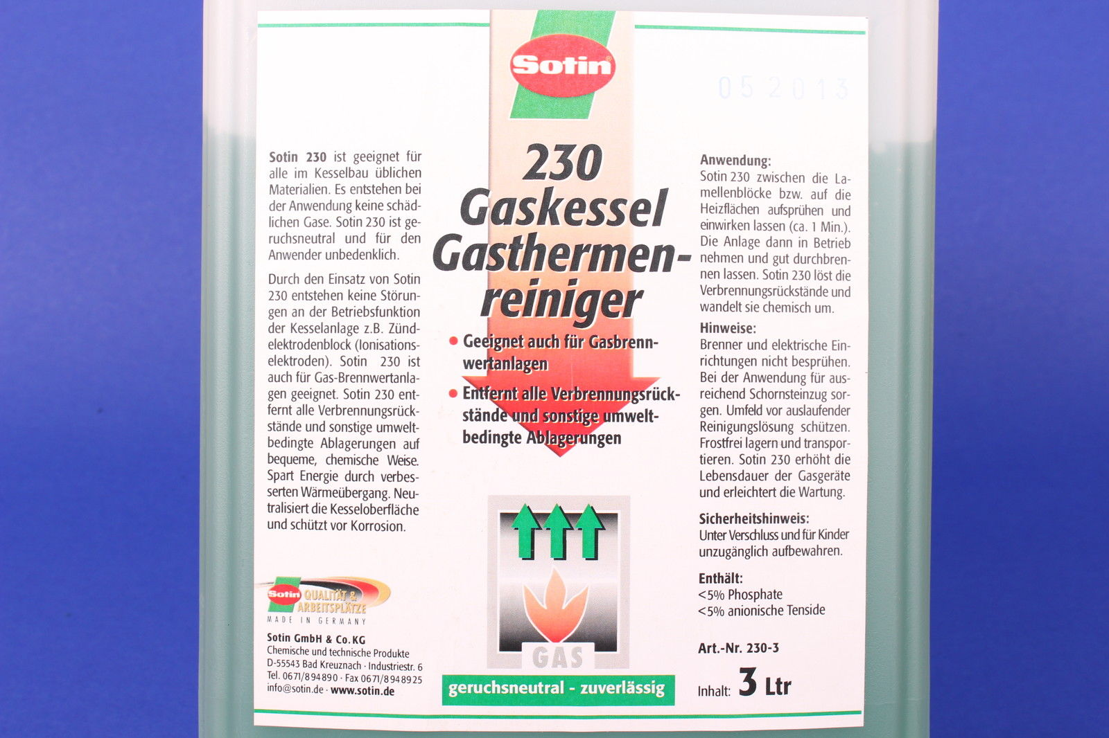 Fantastisch Gaskesselhersteller Zeitgenössisch - Der Schaltplan ...