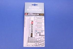 Bindulin flüssig Aluminium 60g Auto Boot Dachrinnen Wohnwagen Heizkörper