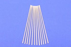 12 Glasfaser Ersatzpinsel 2 mm Glasfaserradierer