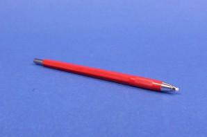 Glasfaserradierer 2 mm rot Glasfaserstift Polierstift