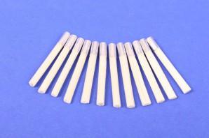 12 Glasfaser Ersatzpinsel 4 mm Glasfaserradierer