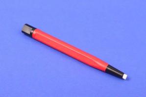 Glasfaserradierer Glasfaserstift Polierstift 4 mm rot