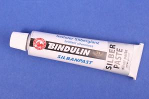 Bindulin Silbanpast 45 ml Silberpaste Herd Ofen Kamin Gartengrill Motorblock