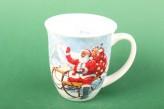 "Henkelbecher ""Santa On Sledge"""