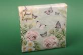 """Servietten """"Botanical Green"""" 25x25 cm"""