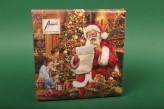 """Servietten """"Christmas Eve"""" 33x33 cm"""