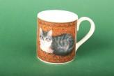"""Henkelbecher """"Ivory Cats"""" M1"""