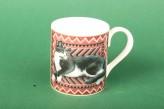 """Henkelbecher """"Ivory Cats"""" M2"""