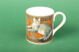 """Henkelbecher """"Ivory Cats"""" M5"""